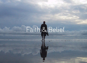 Faith and Belief: The dominant frame of mind for creating a bigger future!