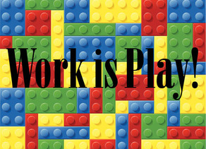 Are you working or playing?