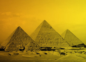 Building a brand that matters is like building the pyramids of Egypt.