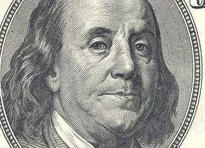 The Benjamin Franklin Model for Personal Effectiveness.