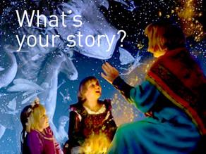 Brand storytelling is not copywriting.