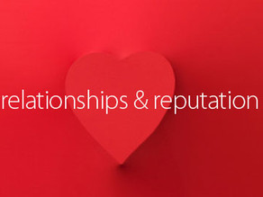Building relationship and reputation through brand storytelling.