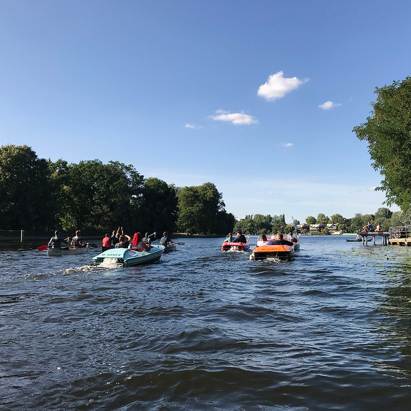4 HOURS OF PARTY & BOATS (Covid 19: Mon-Fri only)