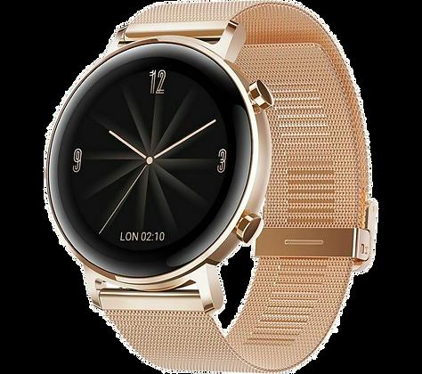 HUAWEI Watch GT2 42MM (Refined Gold Diana-B19B)