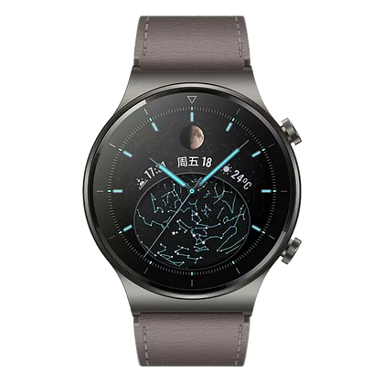 HUAWEI Watch GT2 Pro 46MM (Nebula Grey Vidar-B19V)