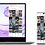 Thumbnail: HUAWEI MateBook D 14 2020 (NobelK-WAQ9BR)
