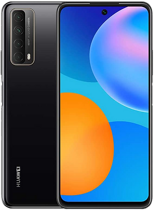 HUAWEI P Smart 2021 (Midnight Black, Blush Gold, Crush Green Peppa-L22B)