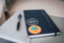 czarny Notebook