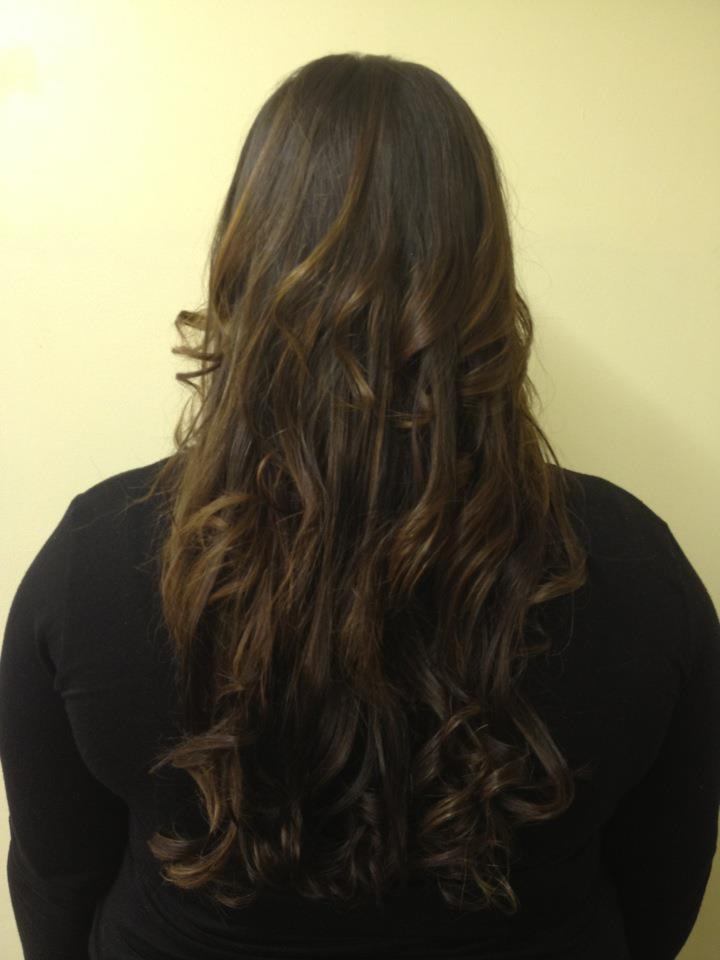 Angelslocks flat tip extensions