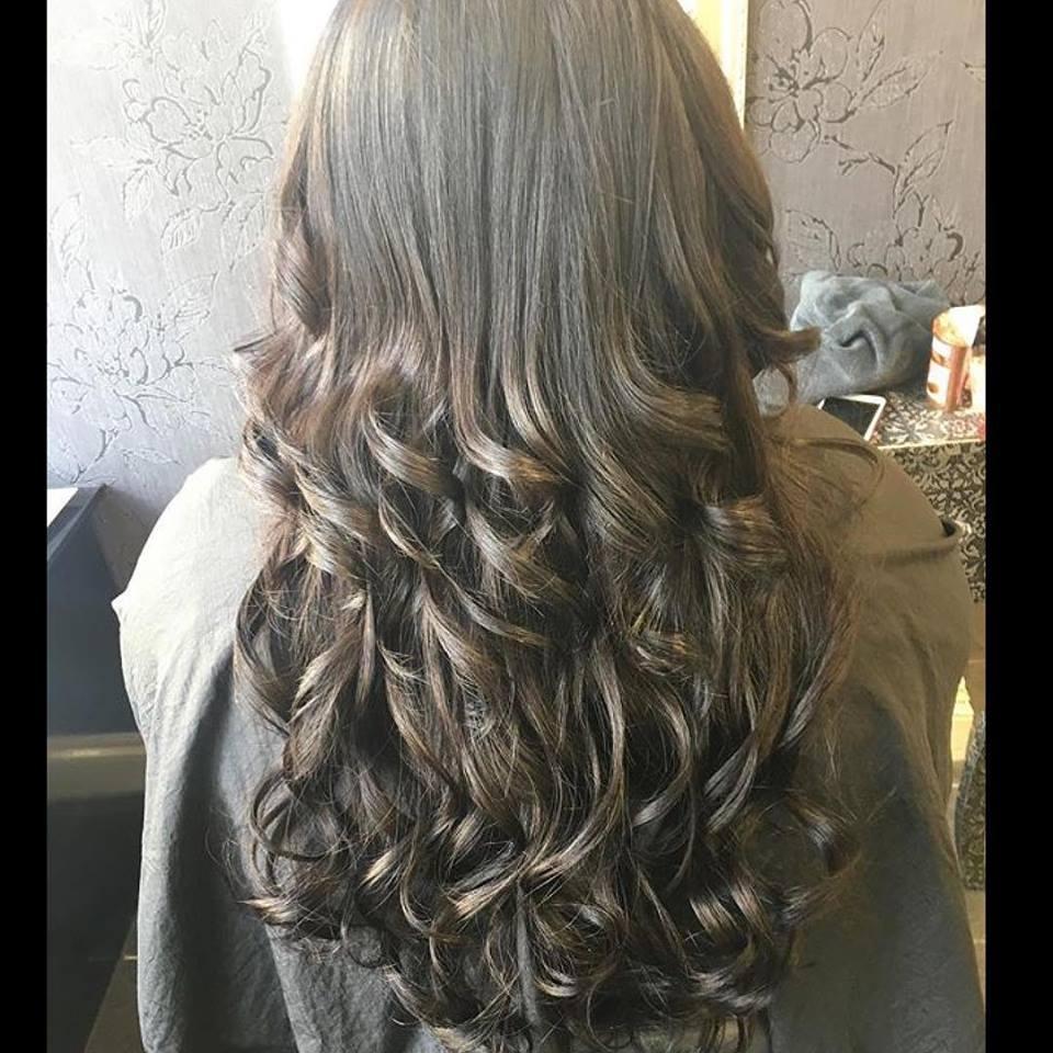 Angelslocks weft hair extensions
