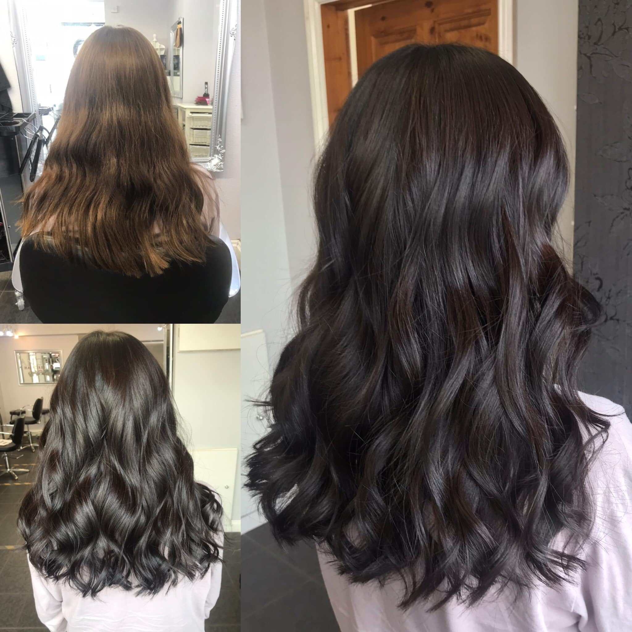 Angelslocks tape extensions