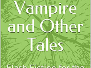 Review- The Reluctant Vampire and Other Tales: Flash Fiction for the Short Attention Span