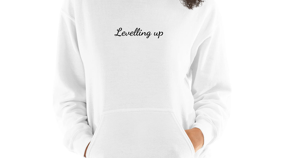 Levelling up Hoodie