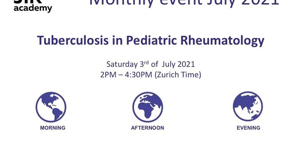 Tuberculosis in Pediatric Rheumatology