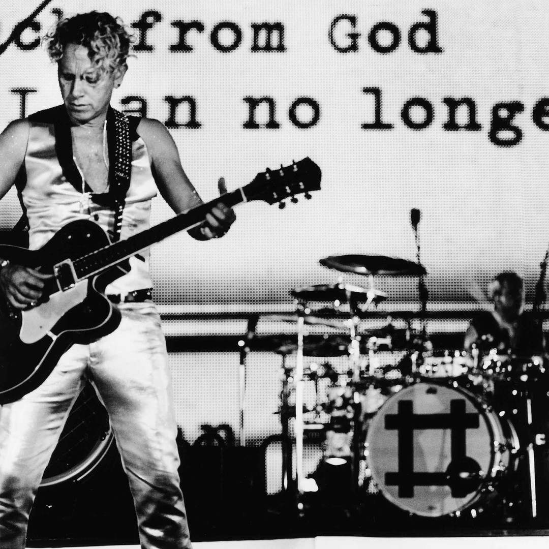 Depeche Mode - Touring The Universe 2009