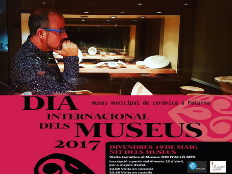 estrenem rutes al museo ceràmica Paterna