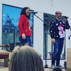 concert nadales pop rock Moni i Wil