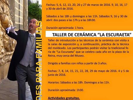 Rutes Teatralitzades Marqués de Dos Aigües. València.