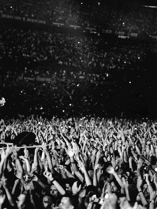 Depeche Mode - Touring The Universe 2009