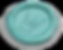 P41D-N17 Seal with crown green darker wi