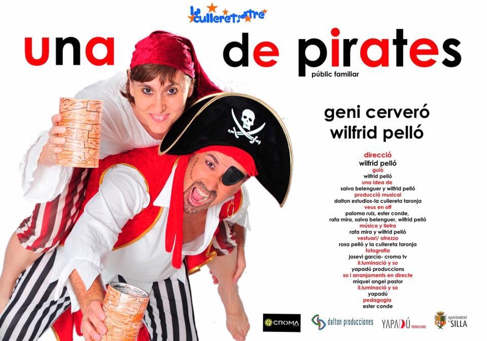 una de pirates