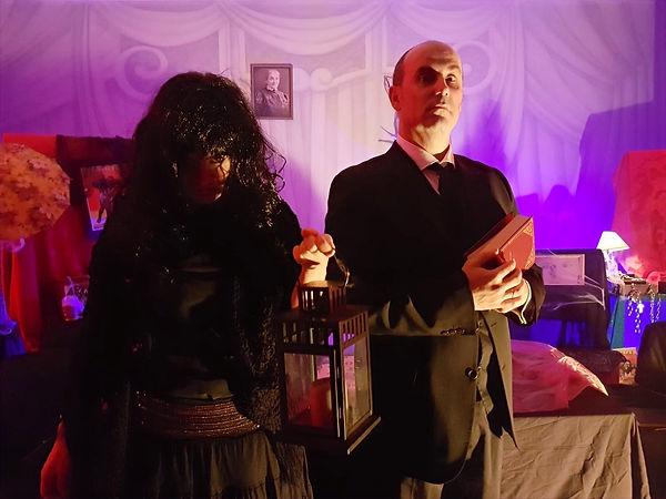 Constance y Houdini