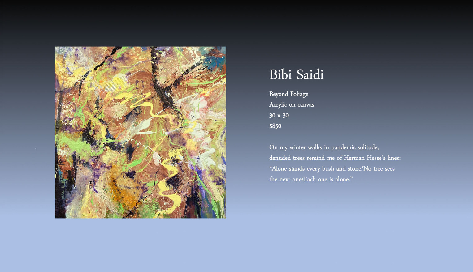 Bibi Saidi