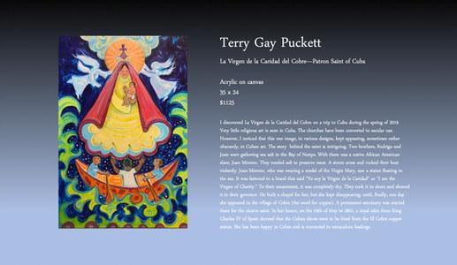 Terry Gay Puckett