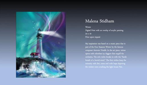 Malena Stidham