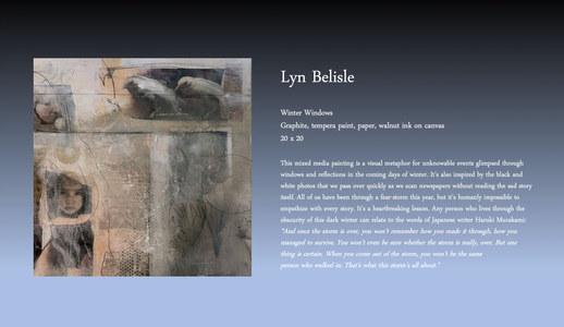 Lyn Belisle