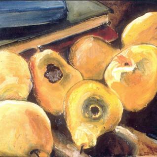 7 pear study oil on canvas.jpg