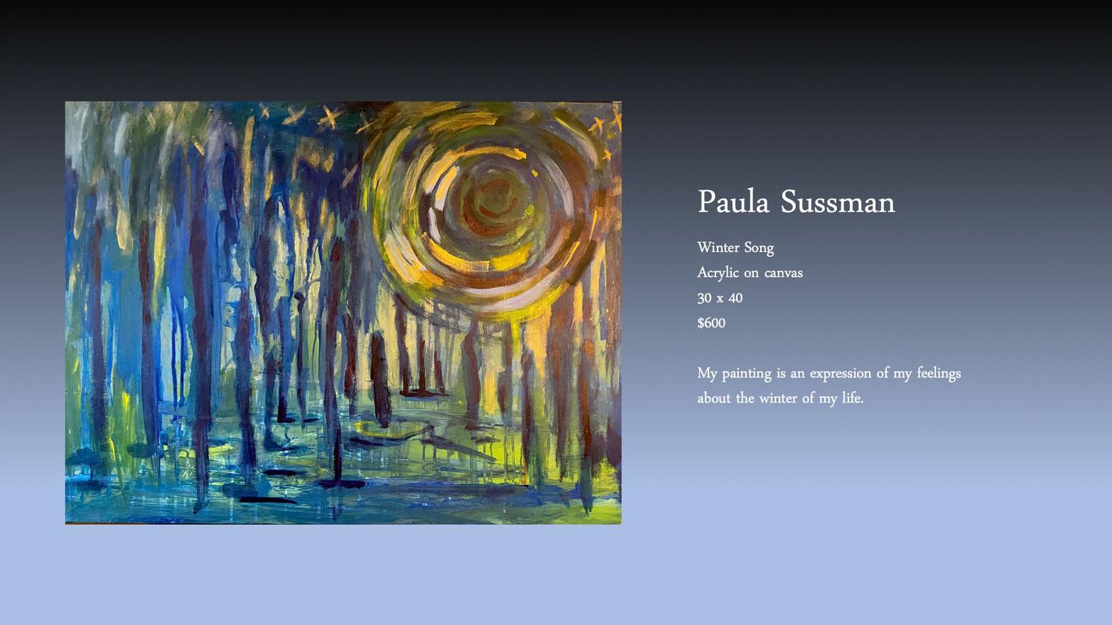 Paula Sussman