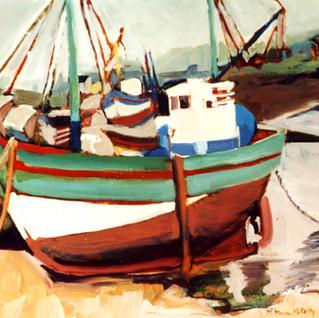 E Fishing Boat in Brittany, 1979.jpg