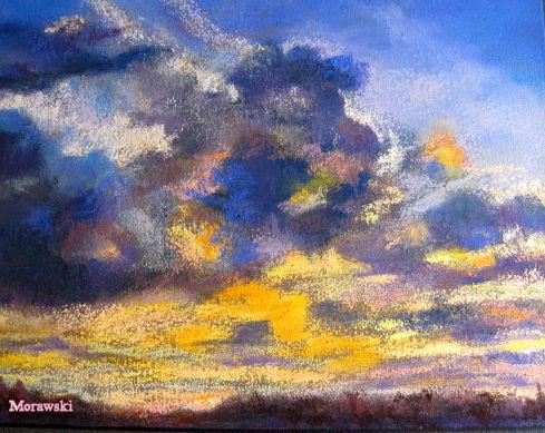 First Light II, Morawski, 8x10,    signe