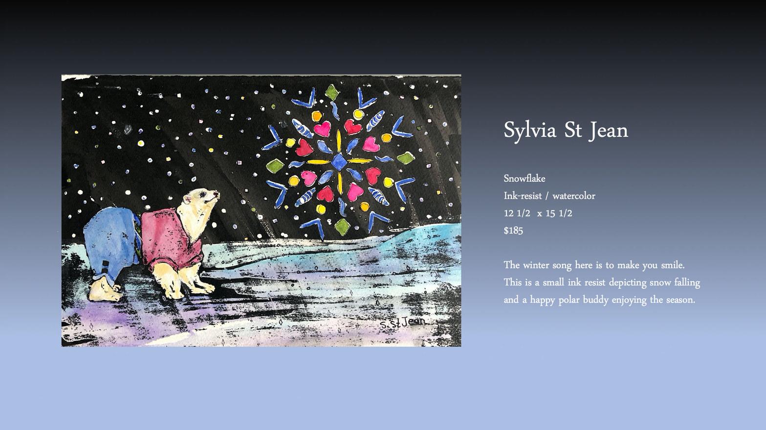 Sylvia St Jean