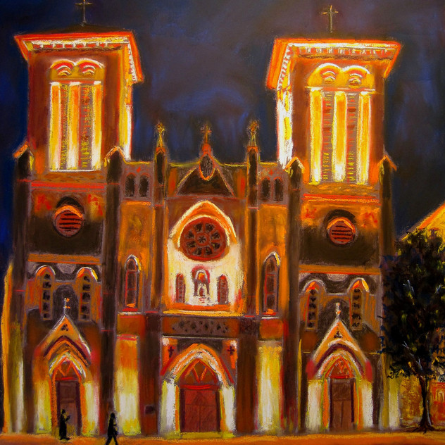 Morawski, Love of God, San Fernando    C