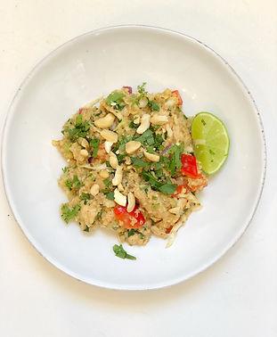 Thai Chicken Quinoa