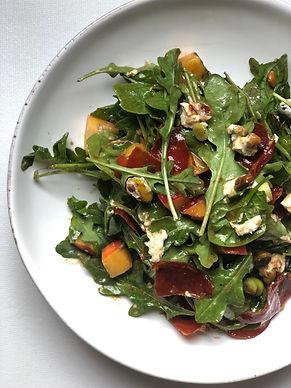 Crispy Prosciutto Summer Salad