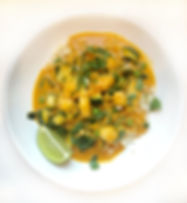 Crock Pot Shrimp Red Curry
