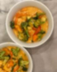 Shrimp Pantang Curry