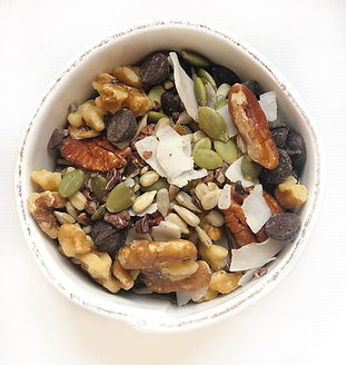 Trail Mix, Sugar Free, Lily's Chocolate, Nuts