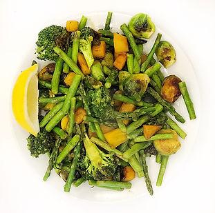 Juicy Vegetables