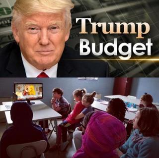 03/28/17 (Podcast) :  Tweens discuss President Trump's federal budget cuts