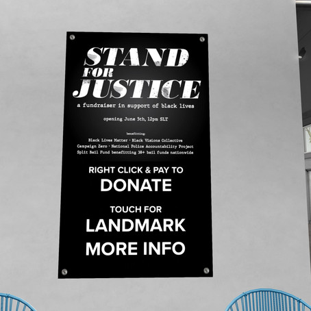 BLM - Stand For Justice In Second Life