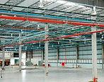 Empresa de engenharia de montagem de infra estruturas