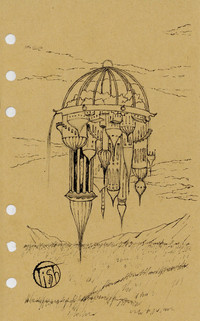 Fey City Ink Sketch