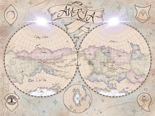 Auria World Atlas