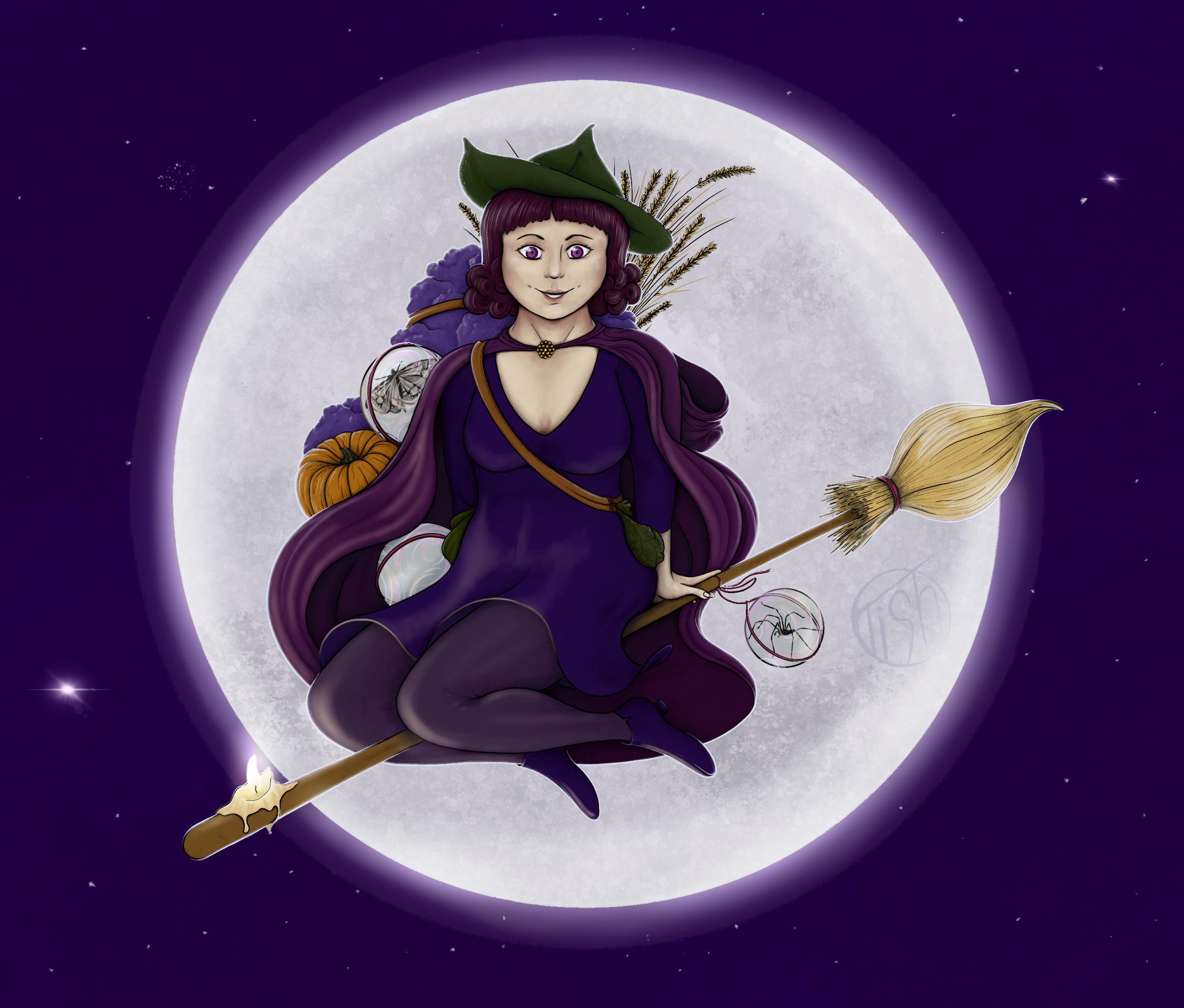 Harvest Witch