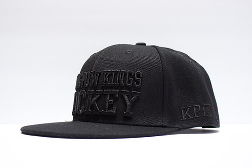 Kung Pow Kings Hockey Hat