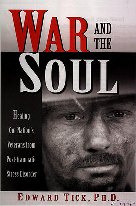 veterans, ptsd, recovery, spirituality, soul wound, therapy